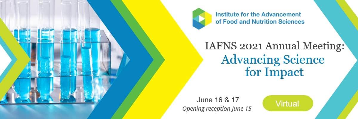IAFNS 2021 Annual Meeting